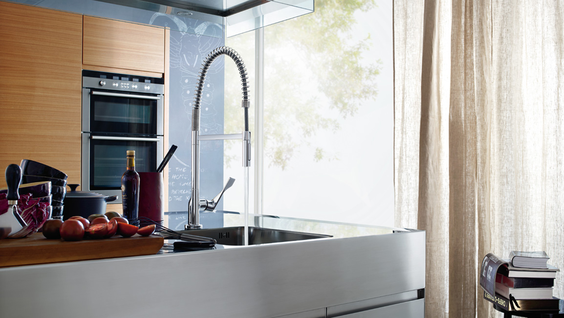 Axor kitchen | Hansgrohe INT