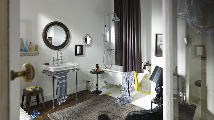 Axor planning example: modernising an old bathroom | Hansgrohe INT