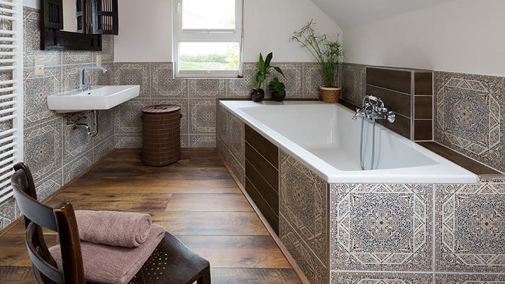 Orientalisches Bad badezimmer orientalisch design