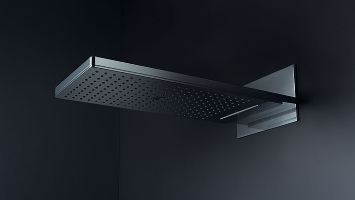 Superbe AXOR Overhead Shower 250/580 In Detail