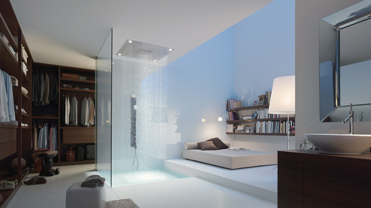 Axor ShowerCollection designed by Philippe Starck | Hansgrohe INT