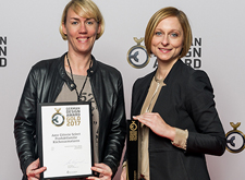 Hansgrohe wins design awards.