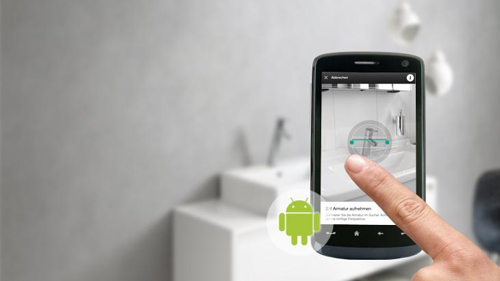 Aplikacja Na Ipad Iphone Ipod I Android Hansgrohe Polska