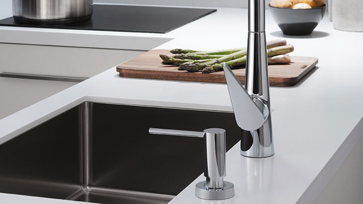 Premium hansgrohe kitchen accessories