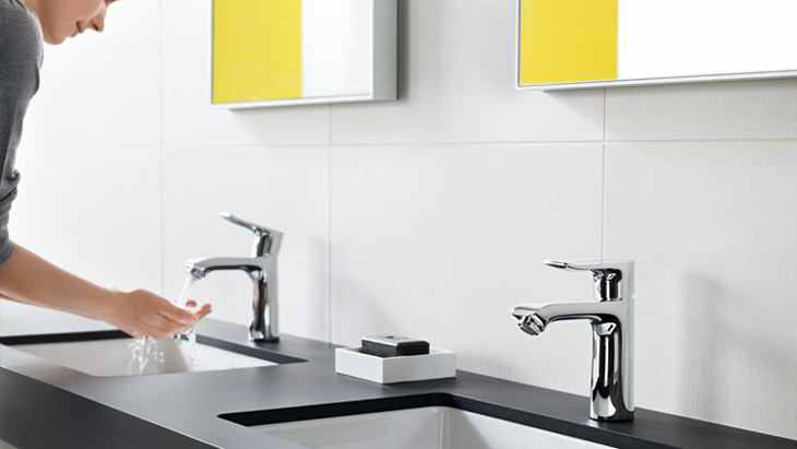 Hervorragend ComfortZone, comfort, scalding protection | Hansgrohe UK PD49