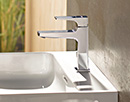 Metropol single lever basin mixer 110.