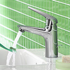 Novus basin mixer 100 mm.