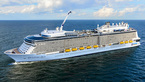 Cruise ship Quantum of the Seas