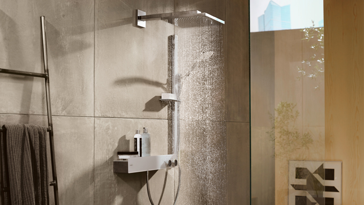 Excellent Shower sets, wall bars, shower head | Hansgrohe INT ST72