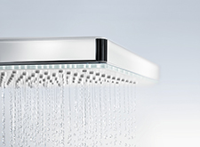 Hansgrohe Raindance hand showers