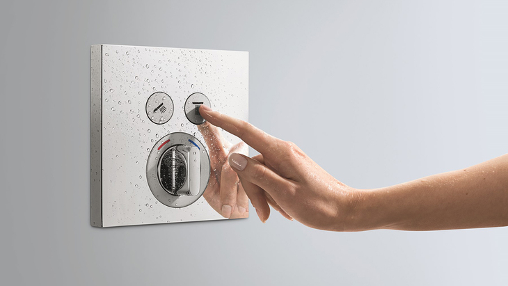 ShowerSelect Thermostat, Hand