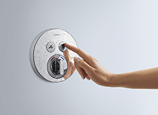 Hand, ShowerSelect Unterputzthermostat