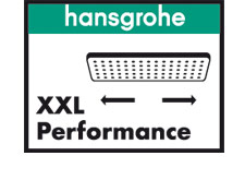 Логотип Hansgrohe XXL Performance