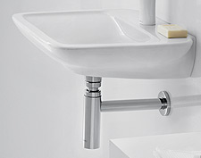Flowstar designer siphon from Hansgrohe