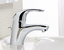 Focus E basin mixer