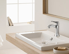 Hansgrohe Metris C bathroom