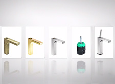 From foundry to final assembly department: mixer production at Hansgrohe in five videos.