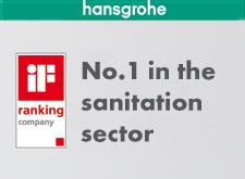 Hansgrohe, a design leader in the sanitation industry