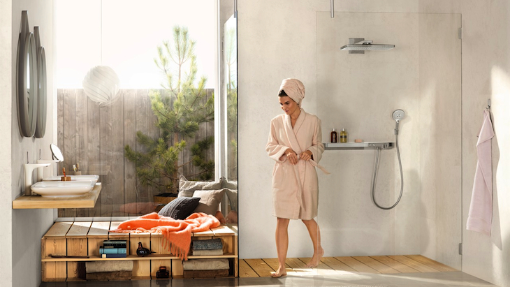 ShowerTablet Select 350 de hansgrohe