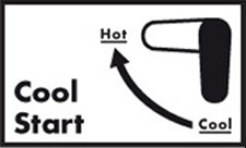 CoolStart pictogram