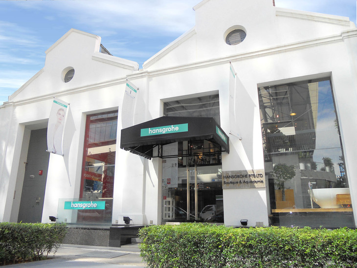 Contact details, route planner | Hansgrohe Singapore