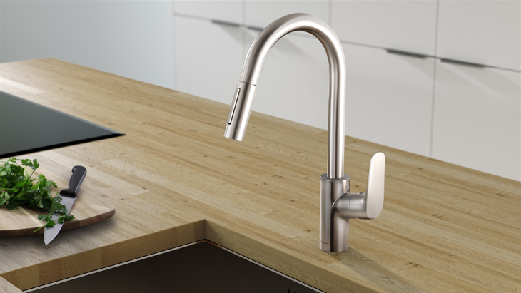 Focus kitchen faucets, handspray | Hansgrohe US