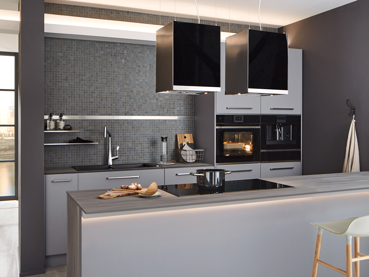 Granite In The Kitchen Is On Trend Find Inspiration Hansgrohe Int