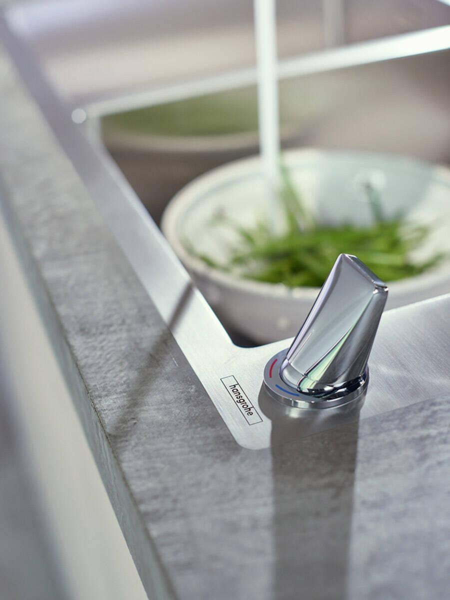 带来最佳操作舒适感的厨房设计。
