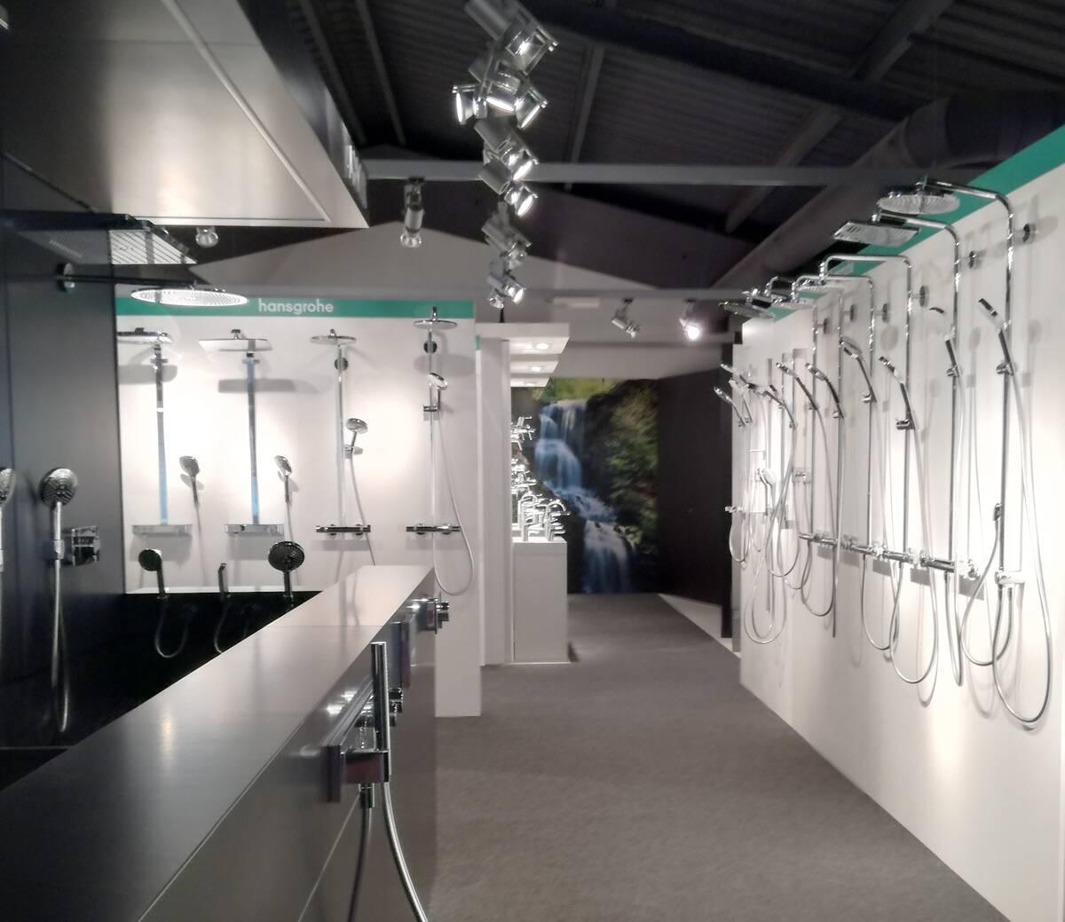 Nuestra sala de exposición: la Aquademie de Hansgrohe | hansgrohe ES