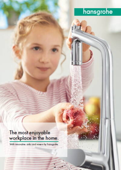 hansgrohe cleaning recommendation.