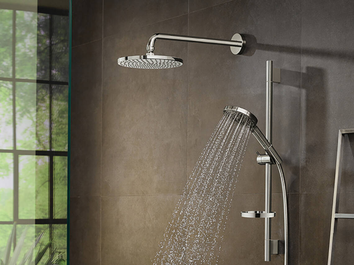 Choose From A Variety Of Jet Types Shower As The Mood Takes You