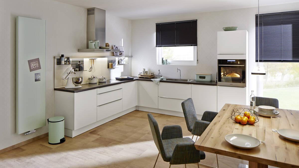 Traumküche Gemütlich Einrichten Tipps Hansgrohe De