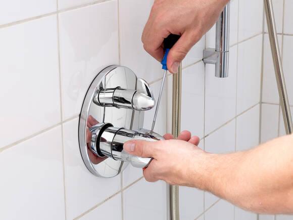 Unterputzinstallation Bei Dusche Und Wanne So Geht S Hansgrohe De