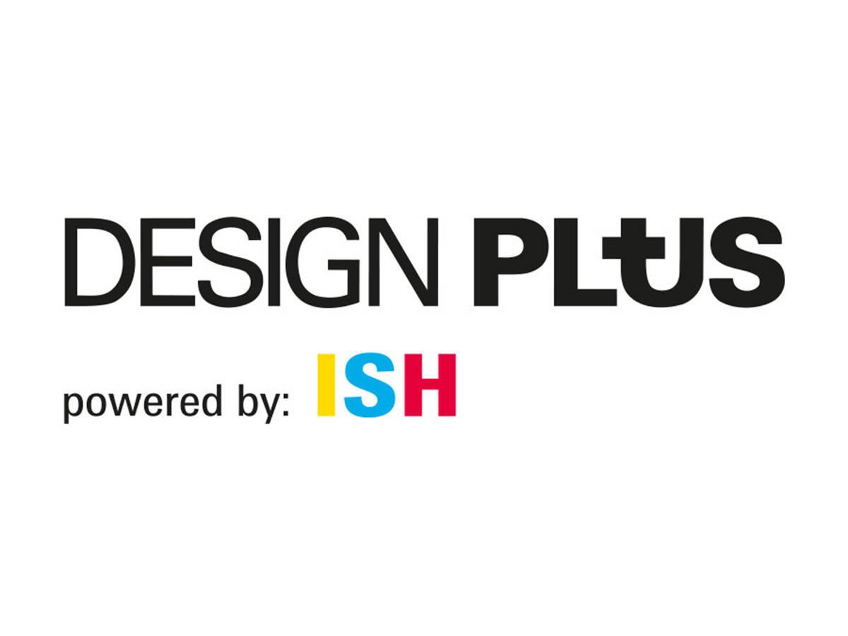 ISH Design Plus 设计大奖标志。