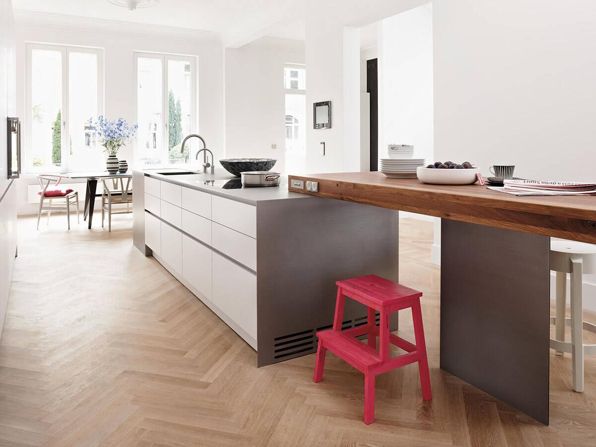 Consejos para planificar una cocina con ergonom a hansgrohe es - Planificar una cocina ...