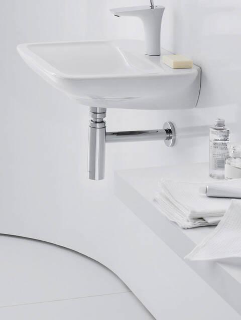 Siphon Ablaufsysteme Fur Bad Dusche Waschbecken Hansgrohe De