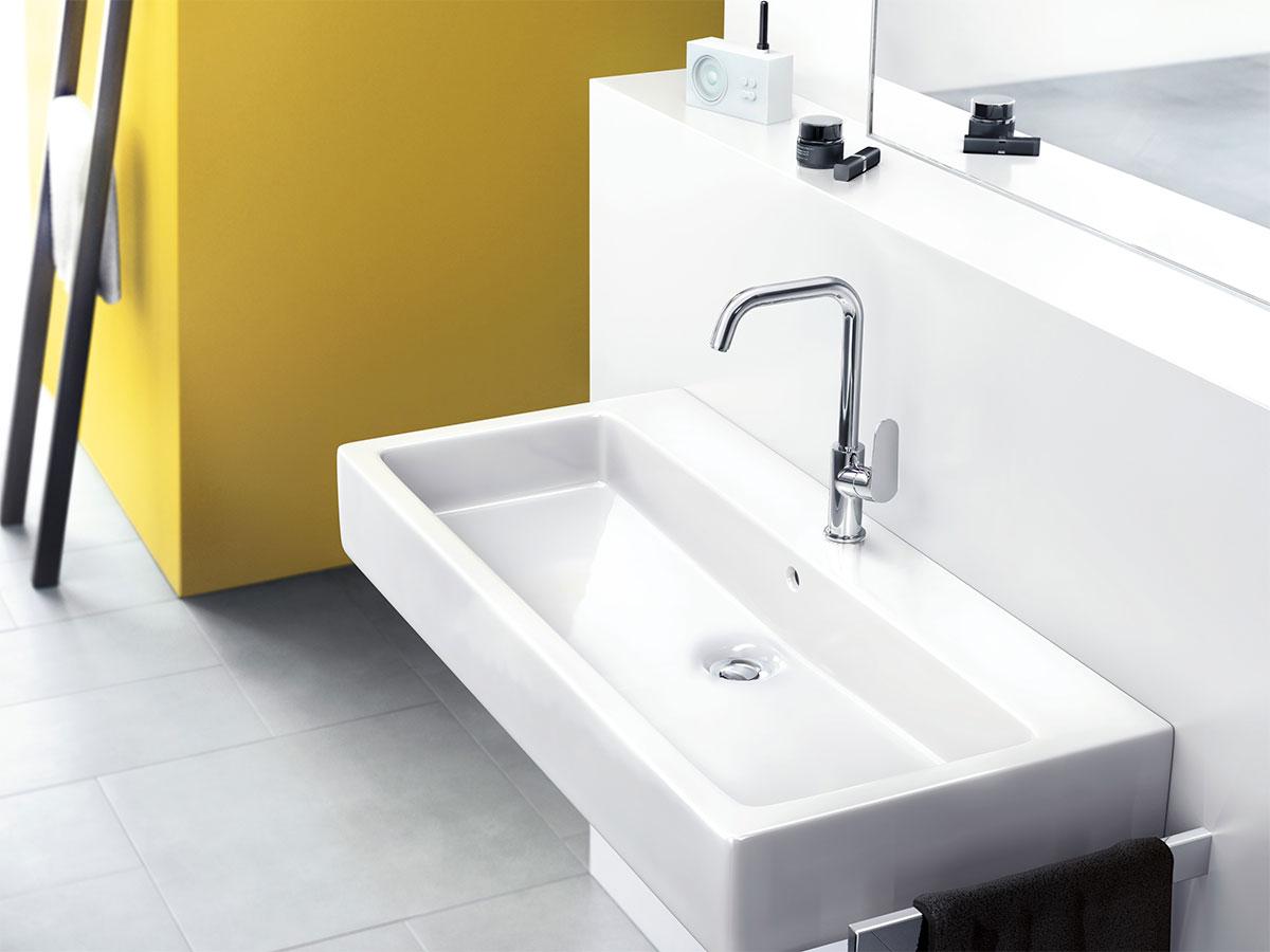 Miscelatori bagno hansgrohe focus qualità per il bagno hansgrohe it