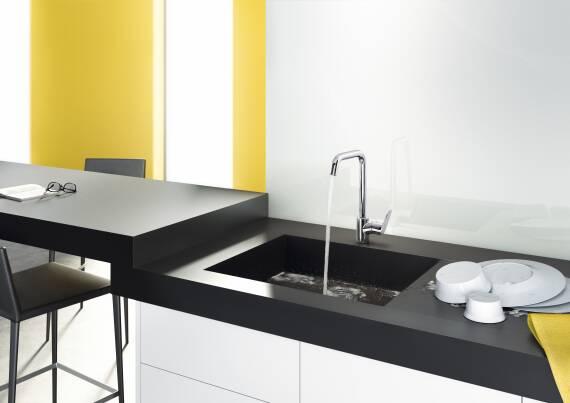 Berühmt Niederdruckarmatur für die Küche - Wissenswertes | hansgrohe DE CY27
