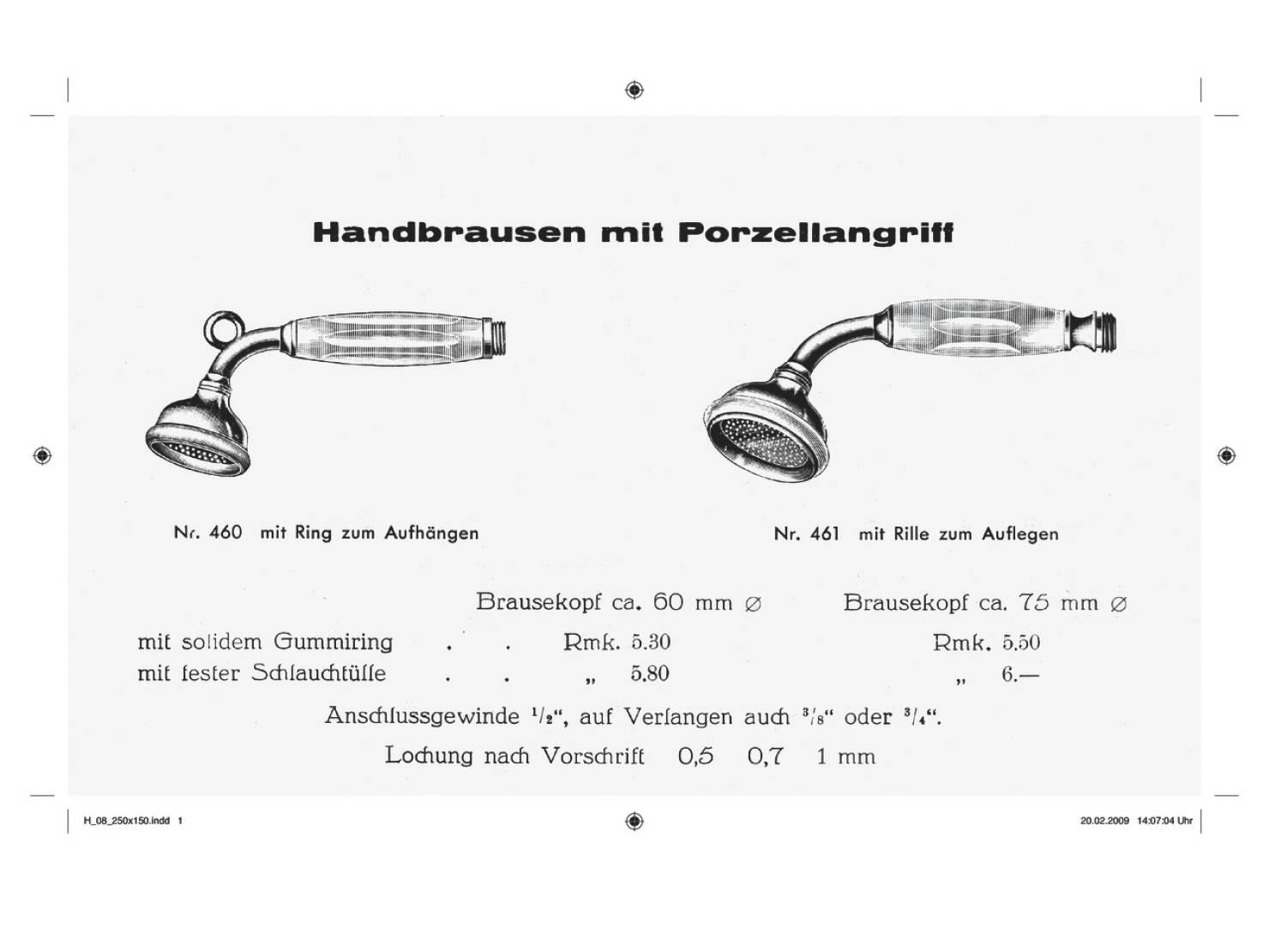 Hans Grohe Firmengeschichte Die Historie Von Hansgrohe Hansgrohe