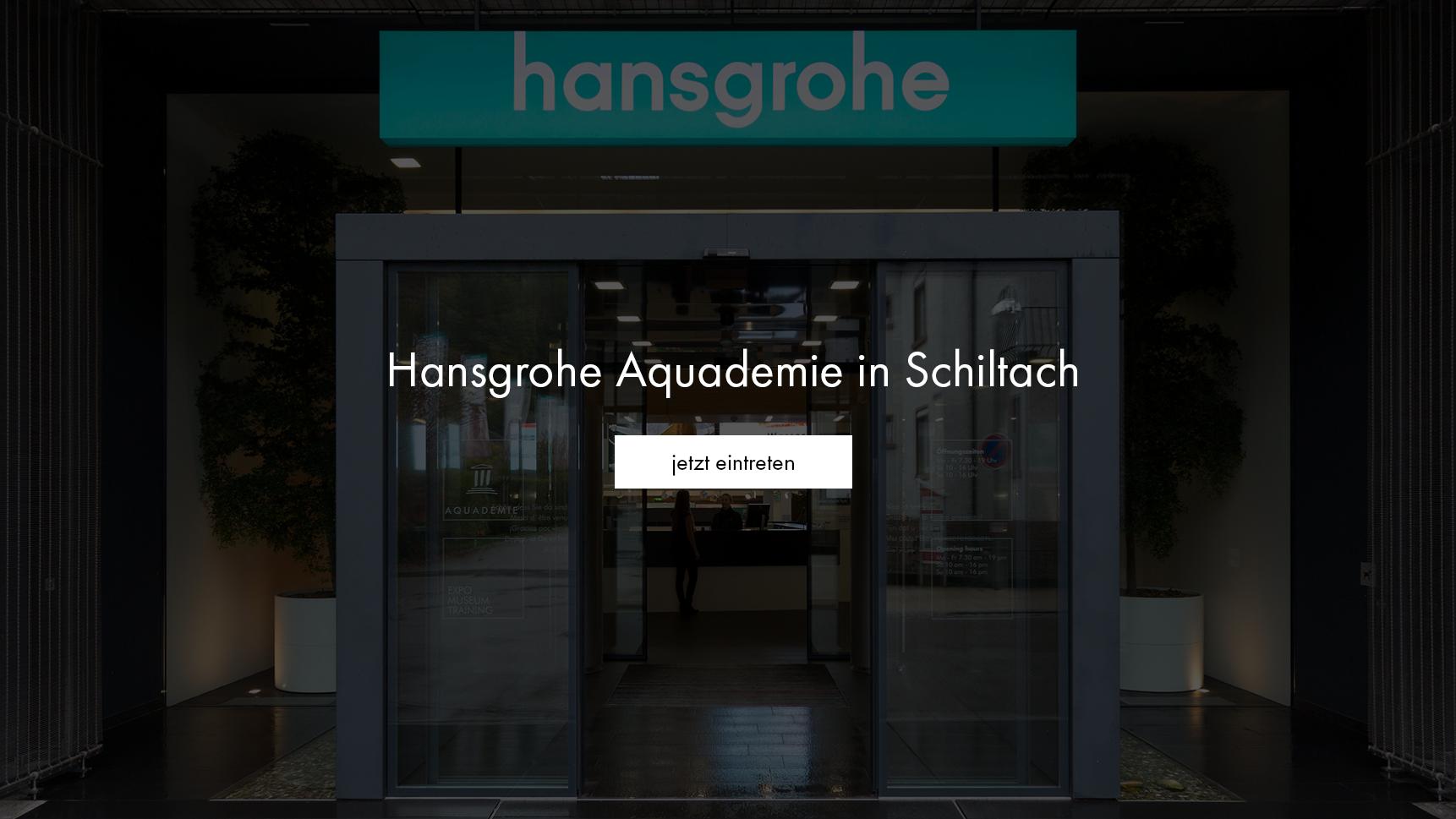 Virtueller Rundgang durch die Aquademie in Schiltach