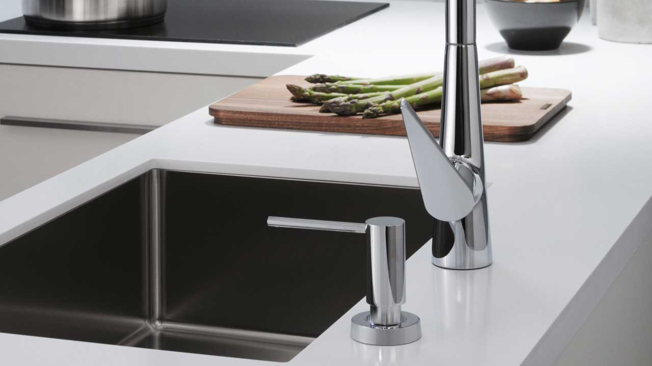 Picture of: Innovative Kitchen Accessories Soap Dispenser Hansgrohe Au