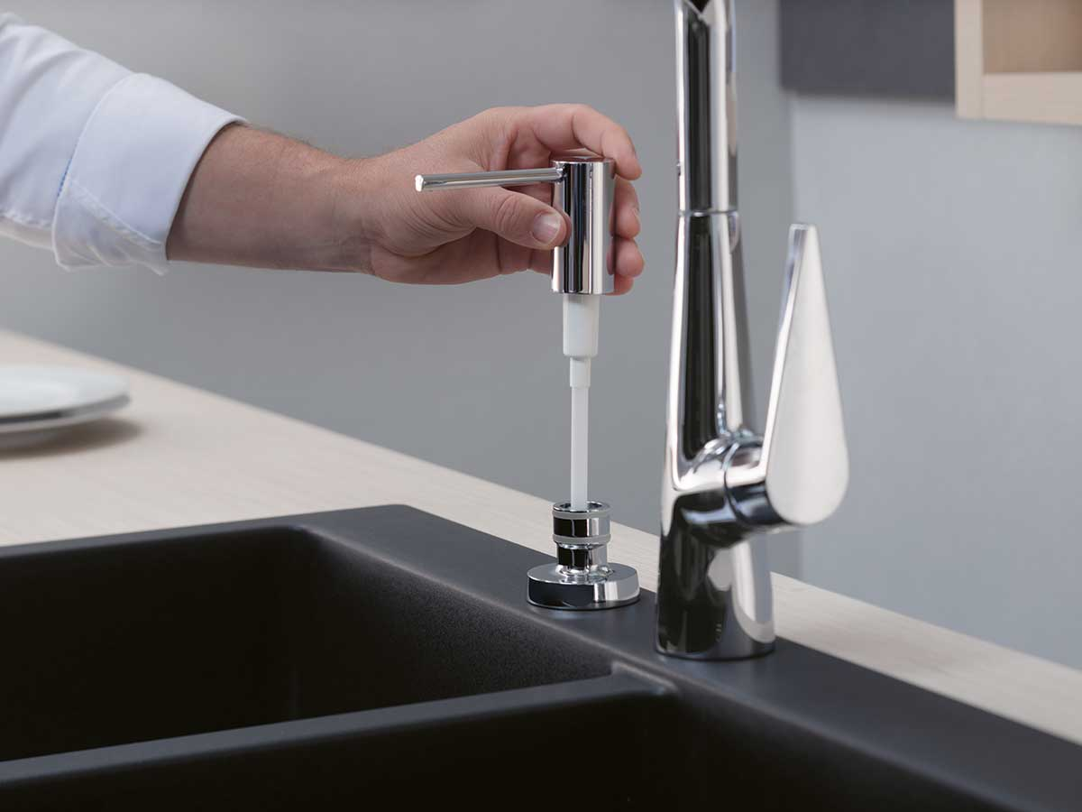 High Quality Kitchen Accessories Soap Dispensers Hansgrohe Usa