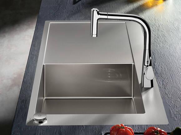 M71 系列让您在两个位置舒适控水。