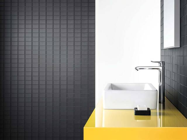 Metris Basin Taps Modern And Timeless Design Hansgrohe Uk