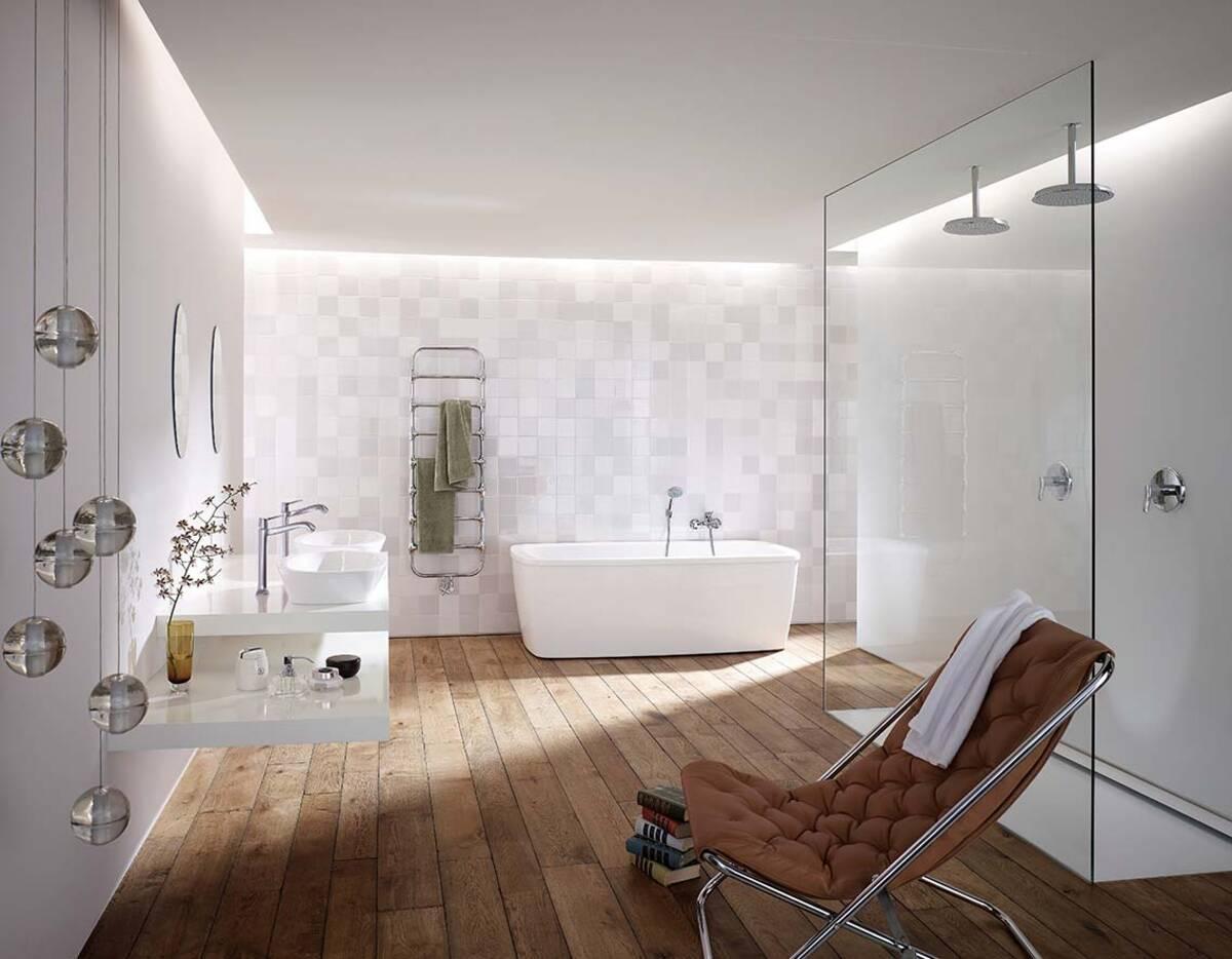 Badezimmer-Trends & kreative Wohntrends | hansgrohe DE