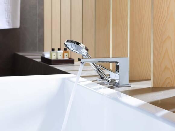 Geometric Faucets For Modern Bathrooms Metropol