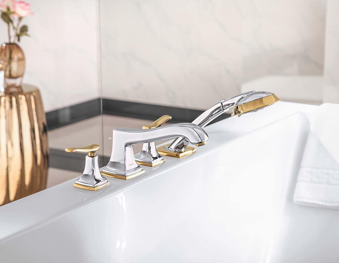 Vasca Da Bagno Con Rubinetteria Integrata : Rubinetteria per vasca da bagno e bocca d erogazione vasca