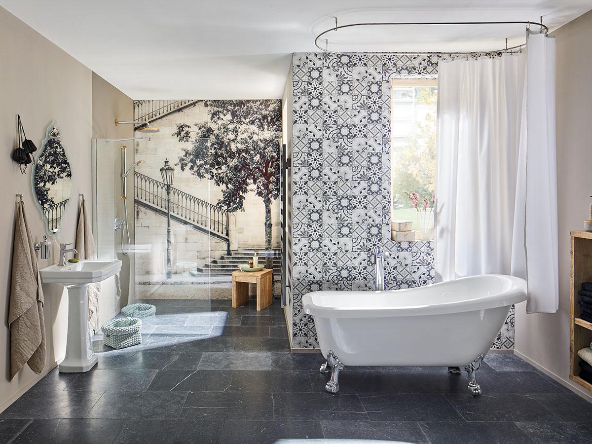Badezimmer Ideen, Tipps zur Badgestaltung & Stilfinder | hansgrohe DE