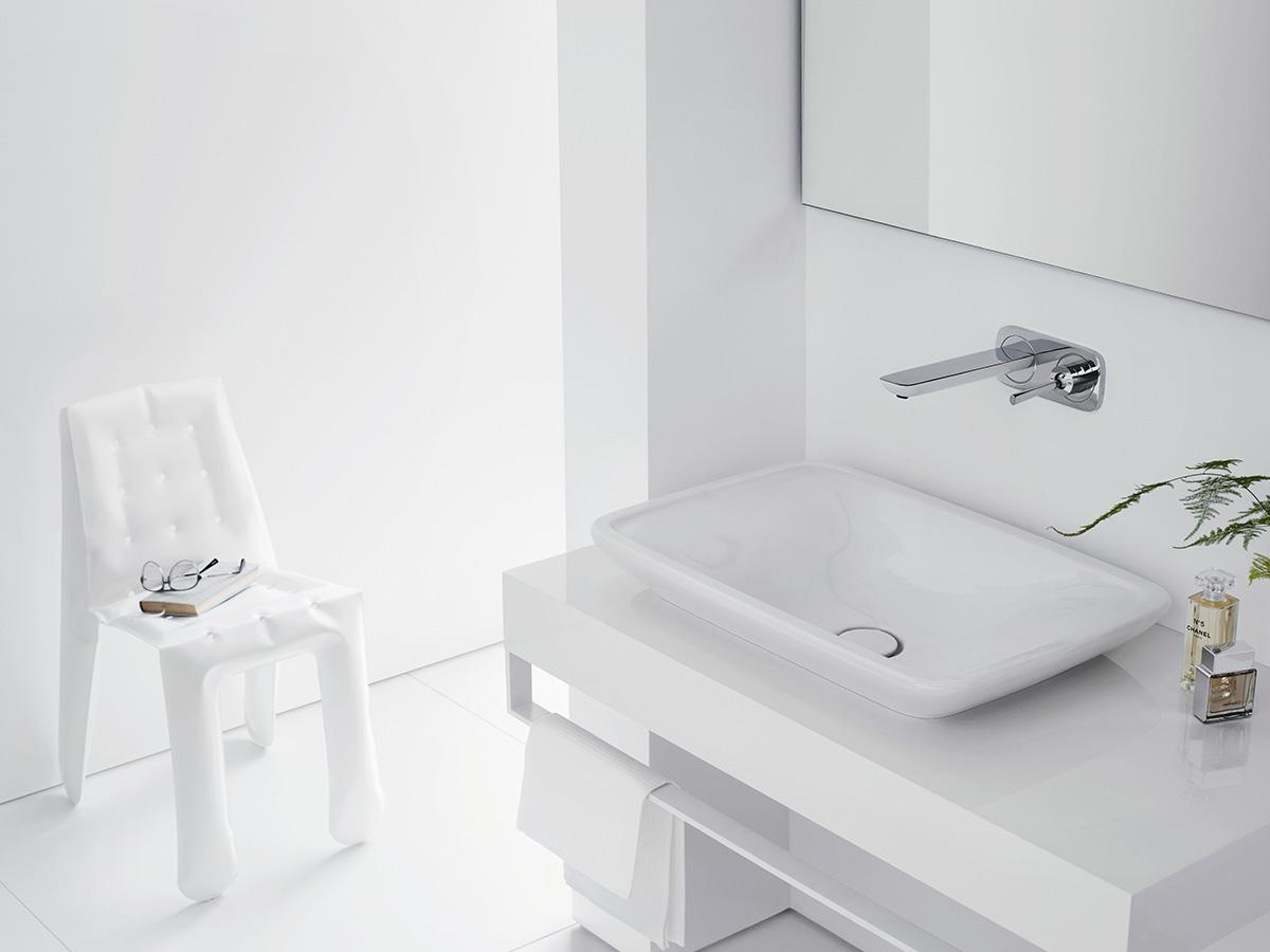 Badkamerkranen met stijl meer dan gewoon een kraan hansgrohe be