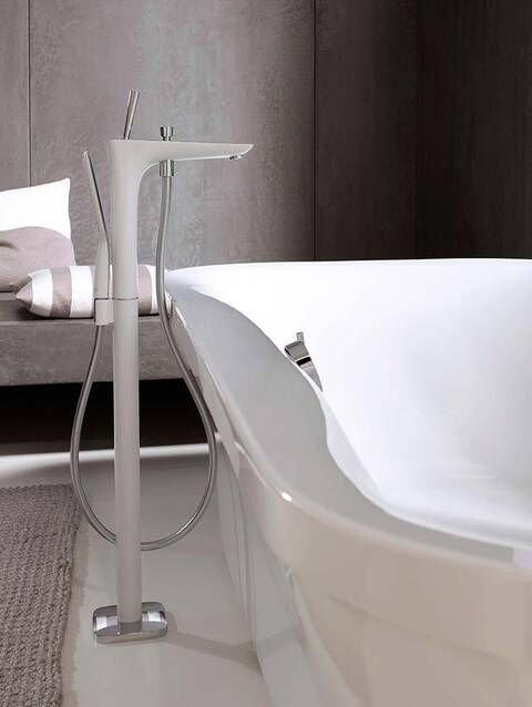 Bath Mixer Amp Bath Filler For Your Bath Tub Hansgrohe Int